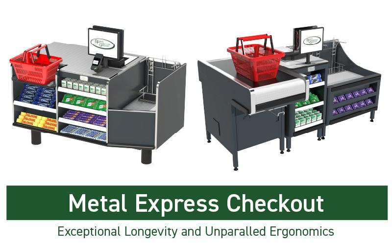 METAL EXPRESS CHECKOUT