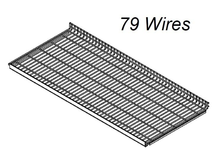 915 WIRE SHELVES