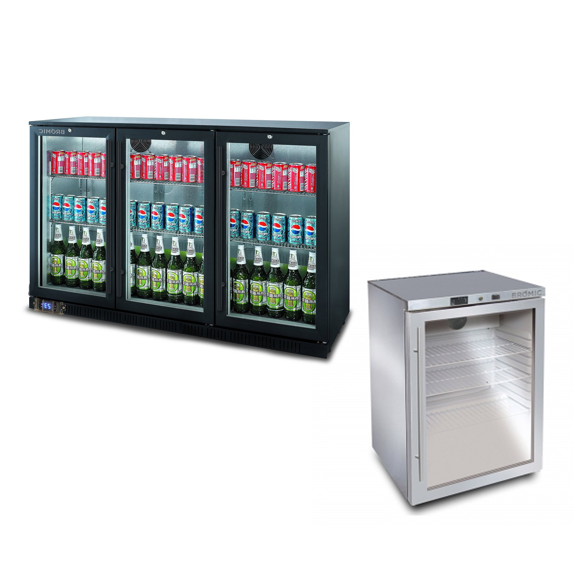 BAR CHILLERS AND FREEZERS