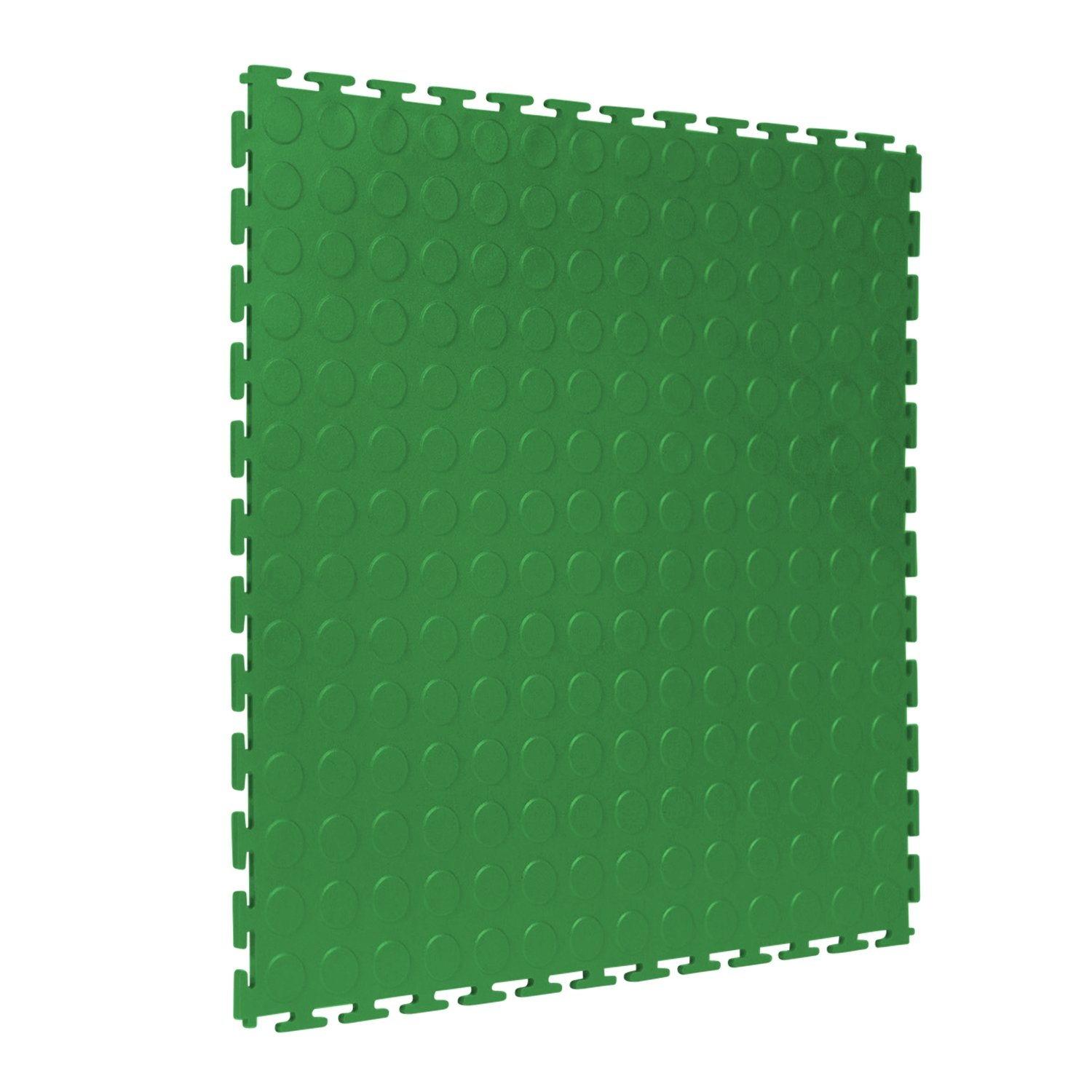508x508 Open T Join Studded 5mm Green
