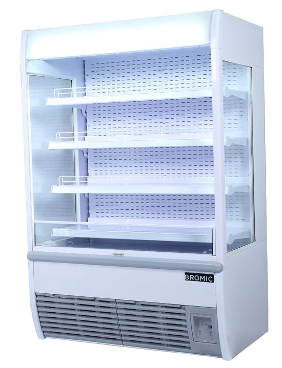 Eco Refrigerated Open Display Case 1200
