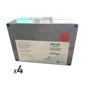 Air Handler Pack 1000g <BOX OF 4>
