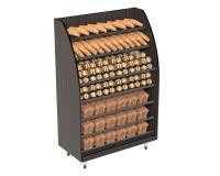 Addbay Bake Wall Unit Wenge1850x1200x600