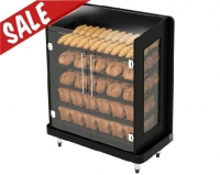 Bakery Loose Bread Roll Black 1400h - Click for more info