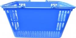 30Ltr Basket  Blue, Pack of 20