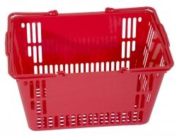 30Ltr Basket  Red, Pack of 20