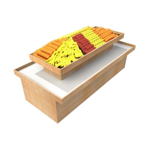 Stacked Produce Bin 1800x2700