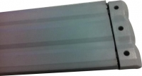 150mm x 17mm Rubber - Grey