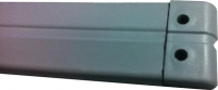 75mm x 13mm Rubber - Grey