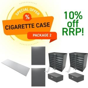 Cigarette Storage: BCG Bundle Promo 2021