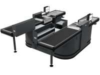 Checkout BacktoBack Belted Counter 3800