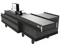 Checkout NO Conveyor Single Right Handed