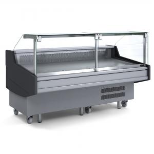 Cumulus 2000mm Square Glass Delicatessen