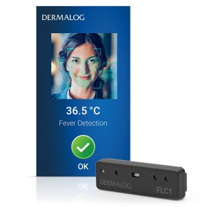 Dermalog Temperature Scanning Camera - Click for more info