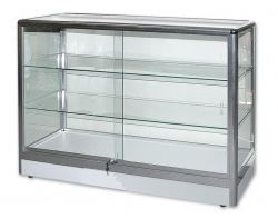 Counter w light 1200x450x950 Plshed Cr