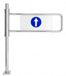 Mechanical Push Gate - Left hand Kit