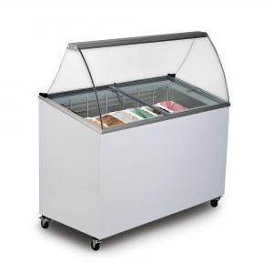 Ice Cream 7 Tub  Display