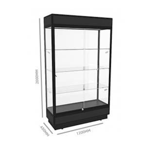 Glass DisplayTower 1200W