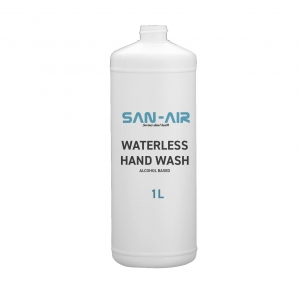 Waterless Handwash Refill 1L ALCOHOL