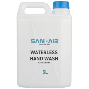 Waterless Handwash Refill 5L ALCOHOL