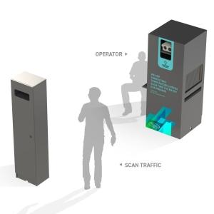 High Performance Temperature Scanner