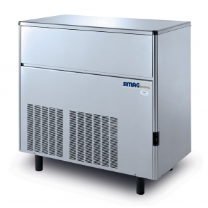 Self-Contained 165kg Hollow Ice Machine