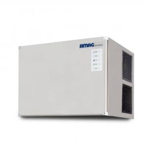 Modular 485kg Half Dice Ice Machine