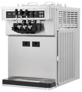 Soft Serve Machine Bench Top - Triple