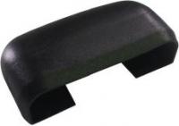 Bumper PVC End Cap Moulding 50mm