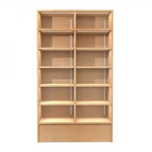 Open Shelf Unit Pine 25mm (1 left!)