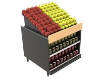 Expanda Range Produce Bin Centre 900