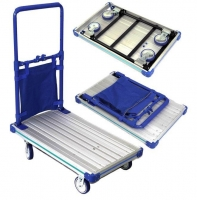 705x440 Foldable Flatbed Trolley