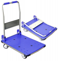720x480 Foldable Flatbed Trolley