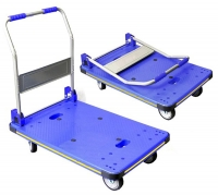 900x590 Foldable Flatbed Trolley