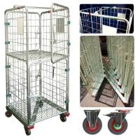 Retailers Roll Cage -Store Equipment Specialist | Shop