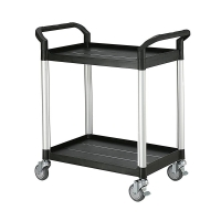 850x470 Two Tier Service Trolley