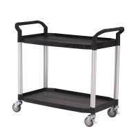 1100x520 Two Tier Service Trolley