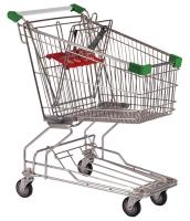 90L Shopper Trolley