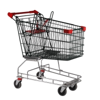 145L Shopper Trolley - Nylon Coated