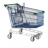 165L Shopper Trolley - Nylon Coated