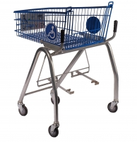 Wheelchair Trolley - Nylon Coated