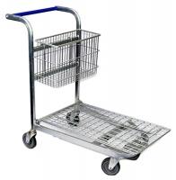 250kg Liquor & Hardware Flatbed Trolley