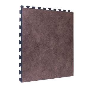 Clay Design Tile - Dark Grey Grout