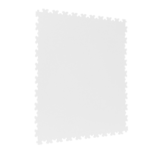 508x508 Dove Tail Textured 5mm White