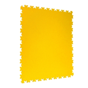 Textured Dovetail Yellow 5mm