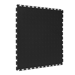 508x508 Open T Join Studded 4.5mm Black