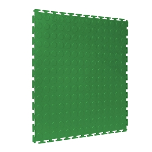 508x508 Open T Join Studded 4.5mm Green