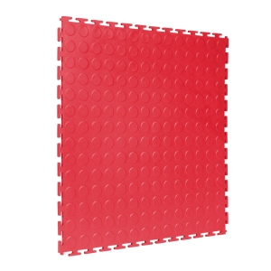 508x508 Open T Join Studded 4.5mm Red
