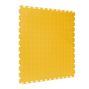 508x508 Open T Join Studded 4.5mm Yellow