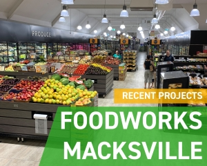 Recent Projects - Foodworks Macksville